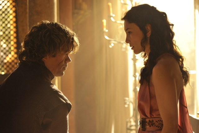 tyrion lannister kills shae pictures