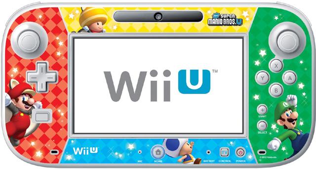 Wii U Skins