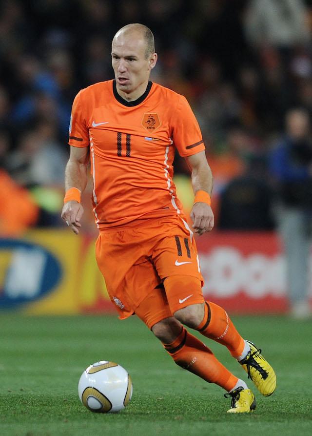 Arjen Robben, Holland vs. Spain, Spain vs. Netherlands, World Cup 2010 final