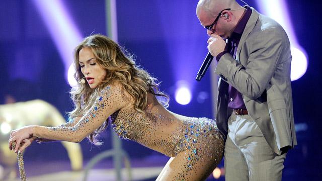 Pitbull Jennifer Lopez World Cup 2014 Opening Ceremony