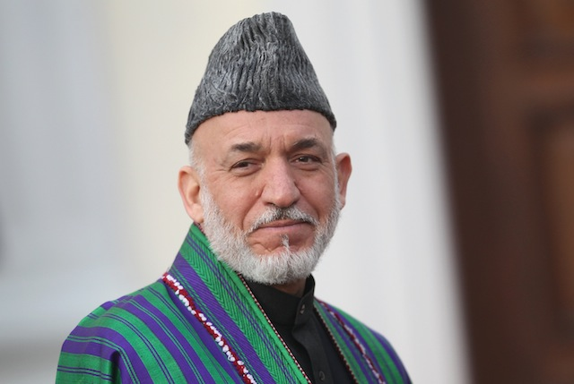 hamid karzai friend guantanamo