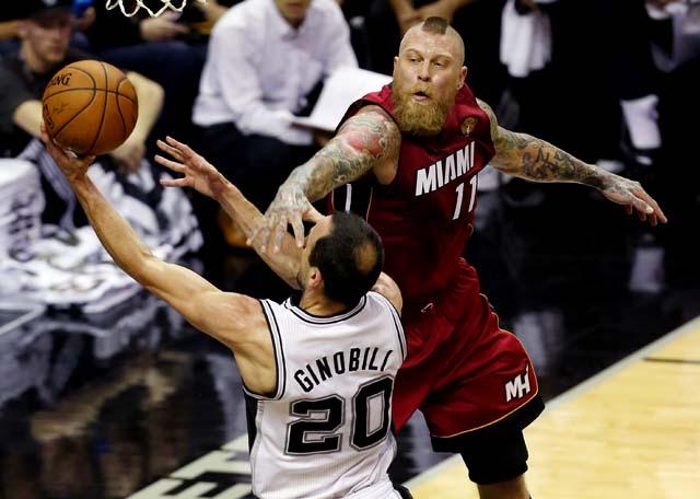 Chris Anderson Birdman Miami Heat