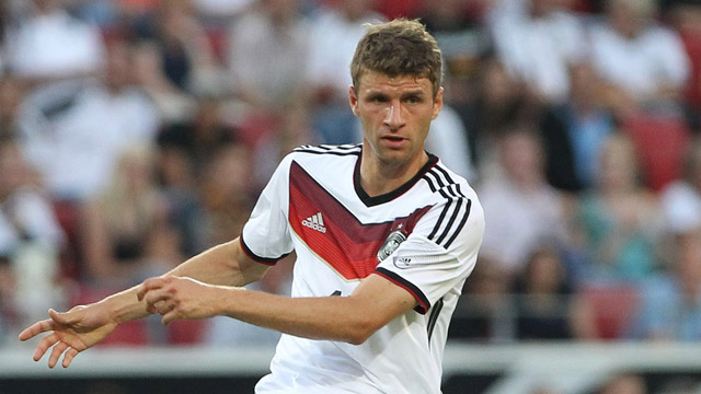 THOMAS MULLER PENALTY GERMANY PORTUGAL