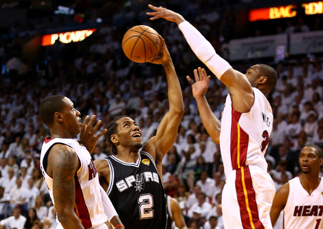 Kawhi Leonard Game 3 NBA Finals