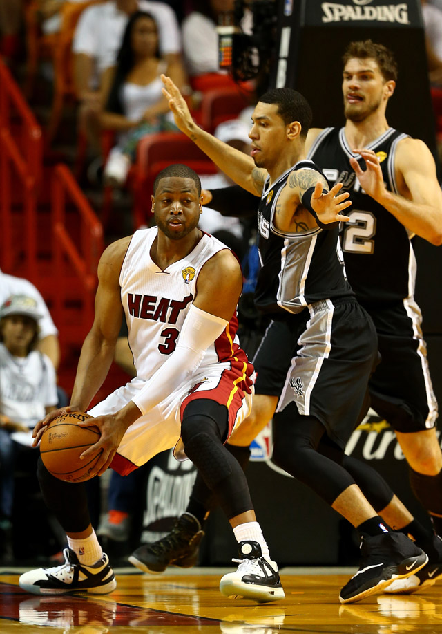 Dwayne Wade Third Quarter NBA Finals Game 3