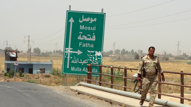 ISIS ISIL take MOsul
