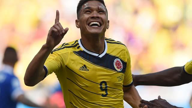 Teofilo Gutierrez Goals