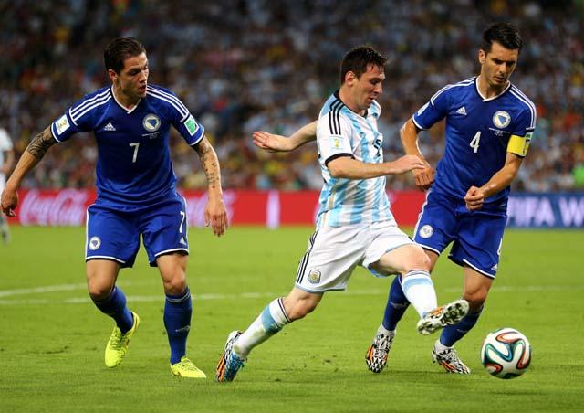 Argentina Goal Lionel Messi