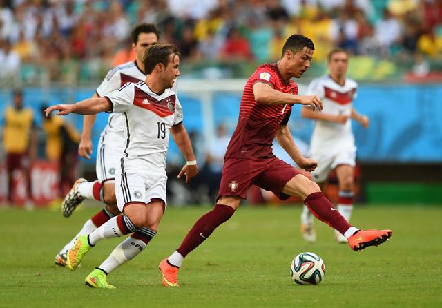Portugal Ronaldo Germany