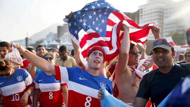 US Fans Ghana