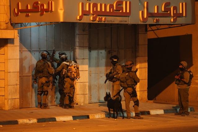 israeli soldiers kidnapped teens