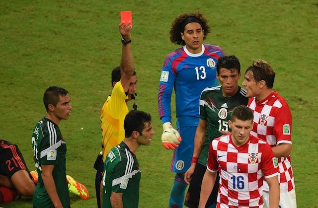 ravshan irmatov red card