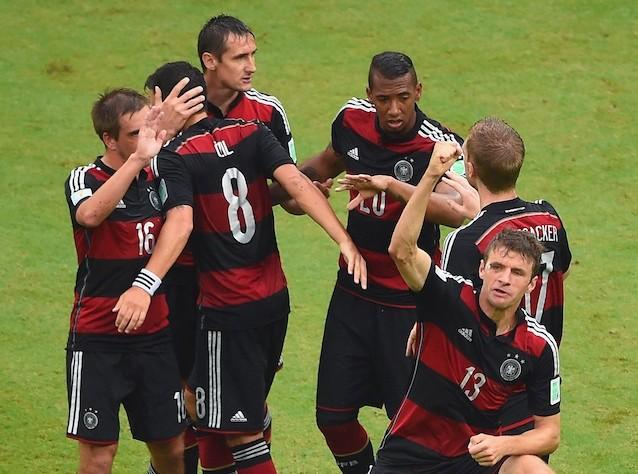 germany goal against usa