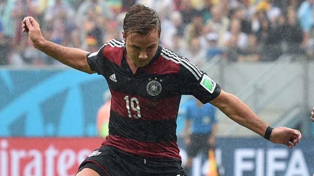Mario Gotze Germany USA
