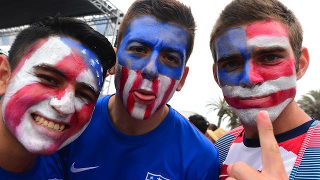 USA next world cup game