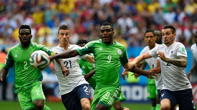 France Nigeria Highlights