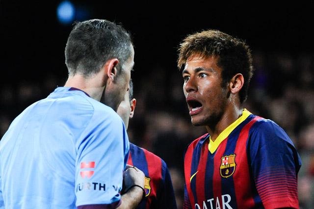 Neymar Transfer investigation
