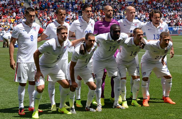 USA Portugal World Cup 2014