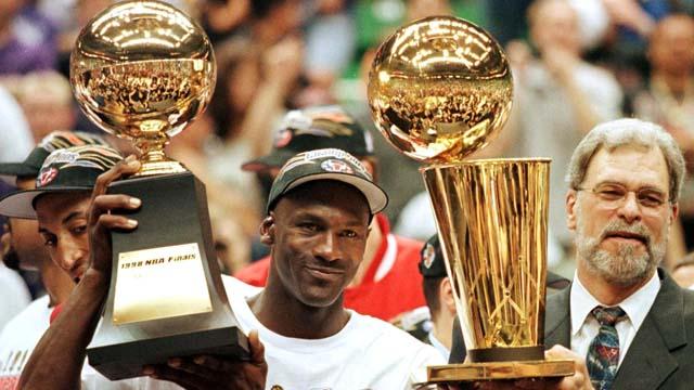 NBA Finals Rematches