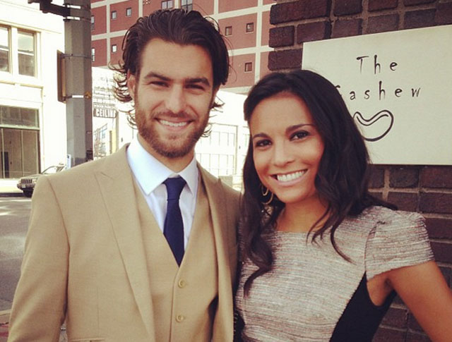 Graham Zusi girlfriend, Graham Zusi Abra House