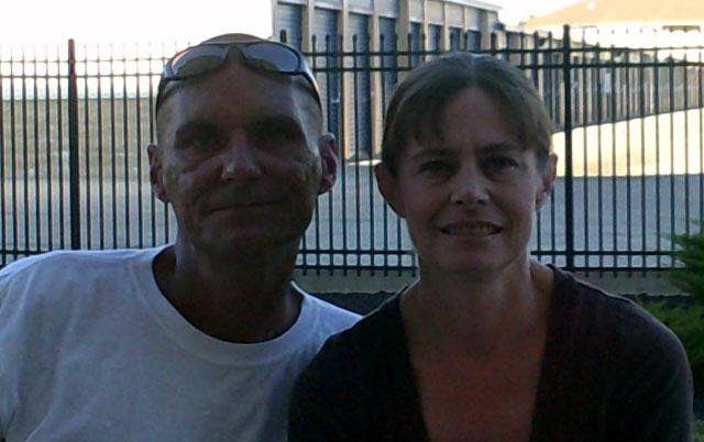 Amanda Jerad Miller, Todd Woodruff, Las Vegas Cop Shootings