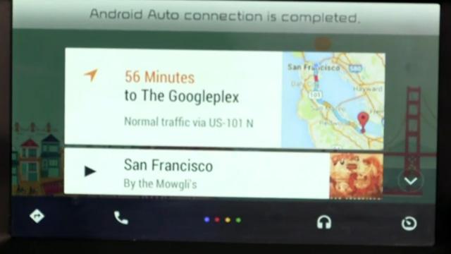 google, google io, google auto link, android auto, android auto features, android car, google car