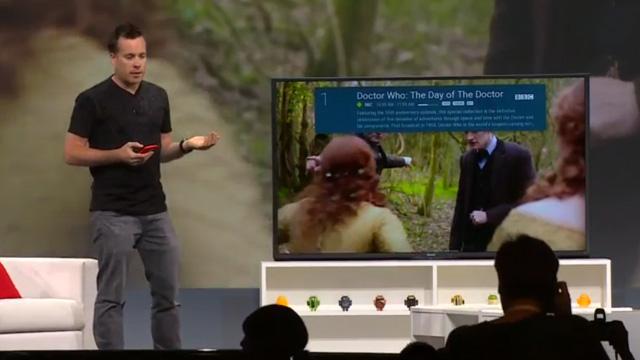 android tv, google cast, chromecast