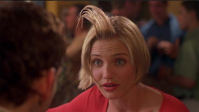 cameron diaz there's something about mary hair