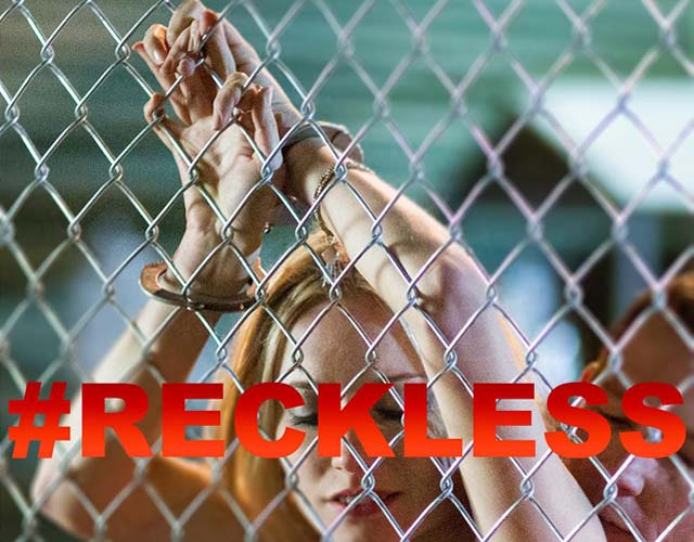 Reckless CBS show, Reckless crime drama, Reckless promo