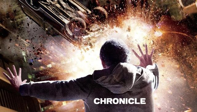 2012 Chronicle Movie