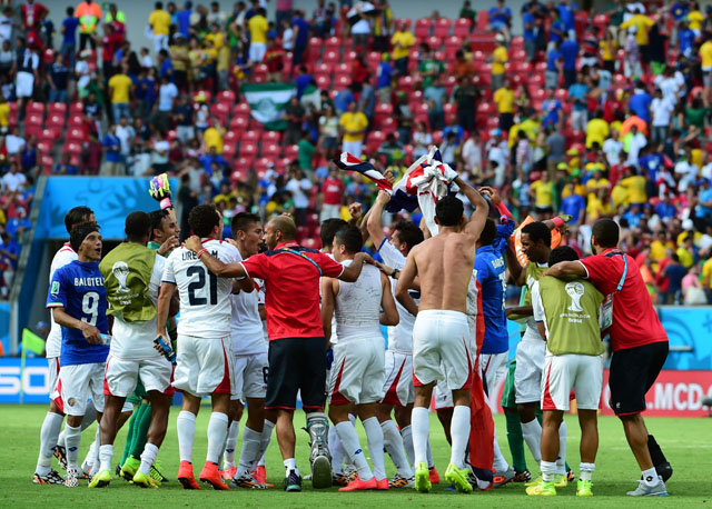 Costa Rica World Cup Odds