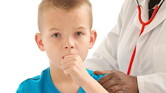 cough sick child