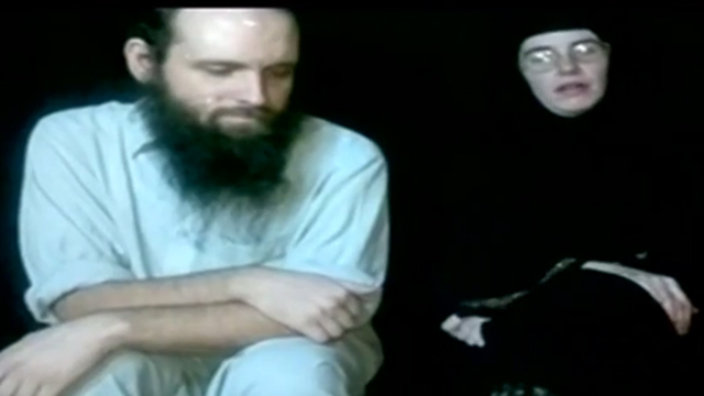 Joshua Boyle, Caitlan Coleman, Taliban, video released