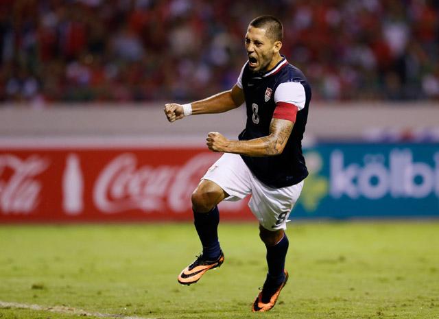 clint dempsey, world cup