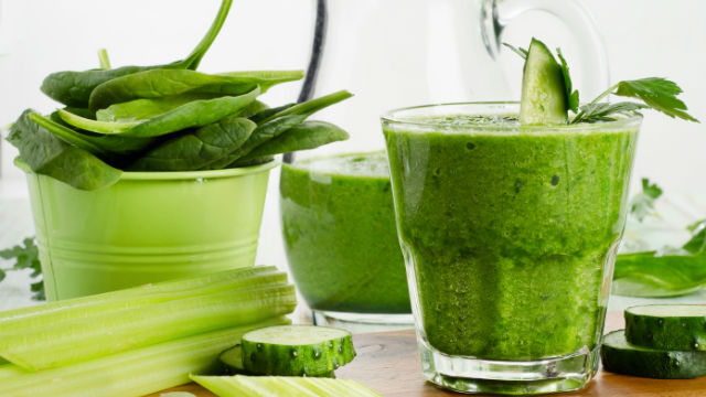 dr oz green drink recipe