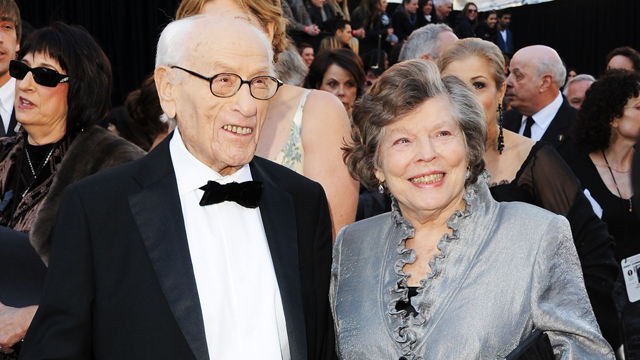 Eli Wallach, Anne Jackson, Eli Wallach wife