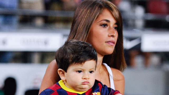 Lionel Messi, Antonella Roccuzzo, Thiago is son, Argentina star, World Cup players, World Cup WAGS, World Cup 2014, babies of football players, soccer babies, Barcelona