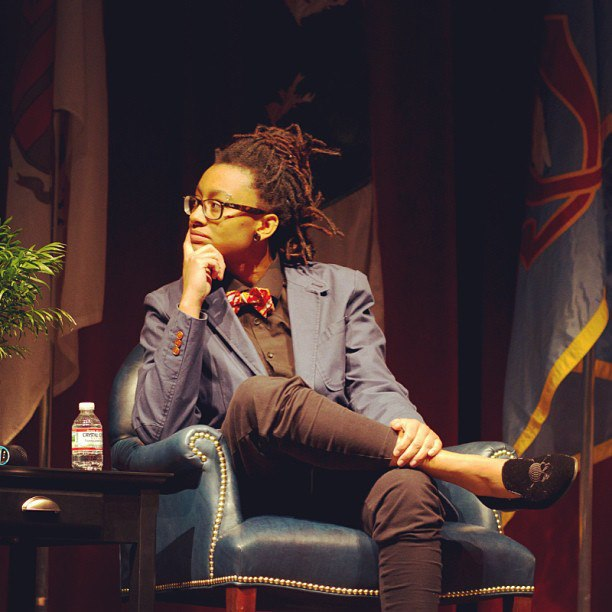 Maya Peterson, controversy, racism, scandal, New Jersey, high school, Lawrenceville, boys, lesbian, forced to resign, student body president, student council, prep school, rich, high school newspaper, Instagram, social media
