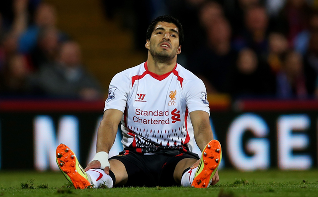 Luis Suarez, transfer, World Cup, Uruguay, bite, suspended, two years, Real Madrid Liverpool, Barcelona, sold, player loss, star, controversy, racist, scandal
