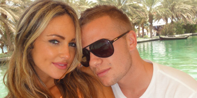 Georgina Dorsett, Tom Cleverley, World Cup WAG, personal photo