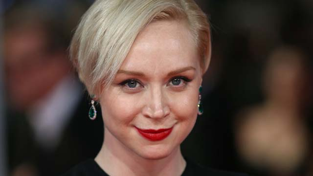 Gwendoline Christie, Gwendoline Christie star wars, star wars cast, star wars girl