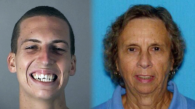 brandon machetto, sylvia schmitt, grandson kills grandmother, florida nudist colony murder