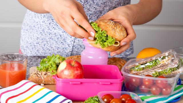 healthy snacks diet