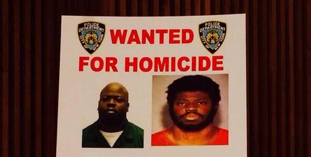 Daniel St. Hubert Murder Suspect