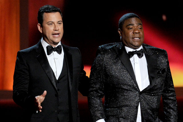 Tracy Morgan, Jimmy Kimmel, Jimmy Kimmel Live