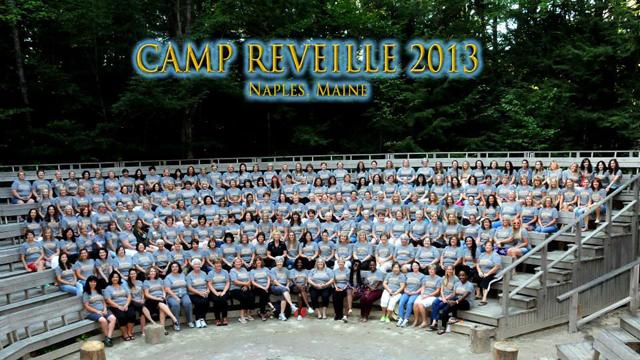 joan lunden, breast cancer, camp reveille
