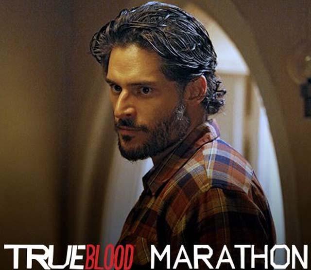 Joe Manganiello, Joe Manganiello true blood