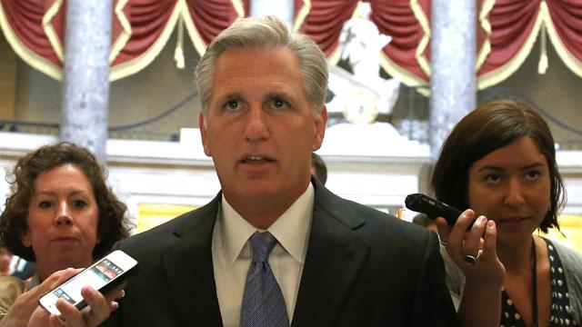 Kevin McCarthy, House Majority Leader, Eric Cantor, Virginia, California