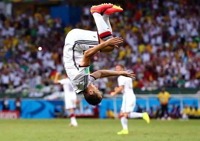 Miroslav Klose, USA vs. Germany, Germany vs. USA, World Cup