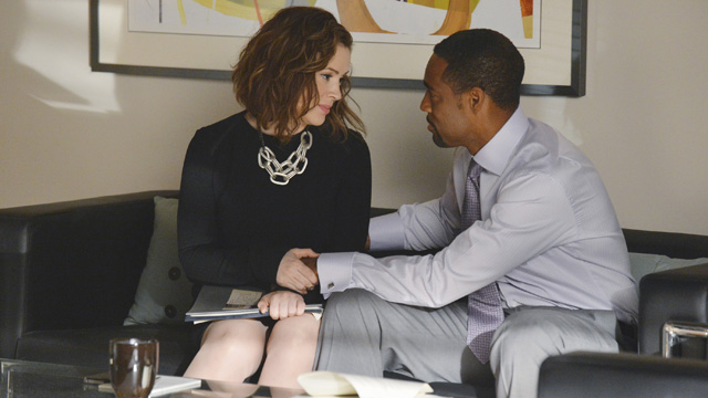 Mistresses, Jason George, Alyssa Milano